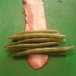 haricot verts met spek 2