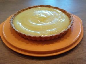 Citroen meringue taart 5