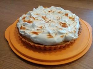 Citroen meringue taart 7