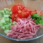 Pasta salade 1