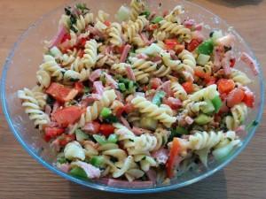 Pasta salade 3