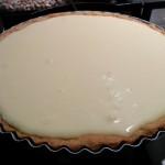 Witte chocolade taart 4
